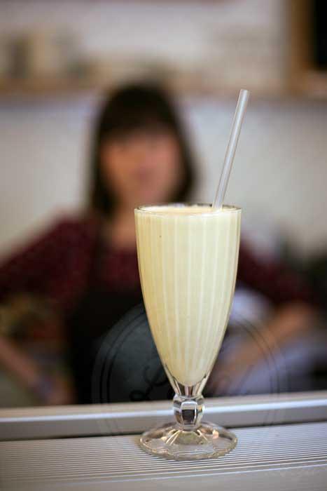 Kate stands by her dreamy milkshakes