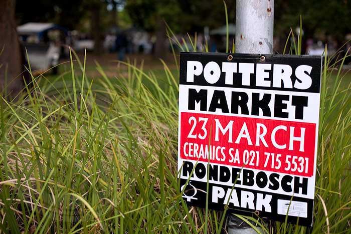 Potters Market, Rondebosch Park
